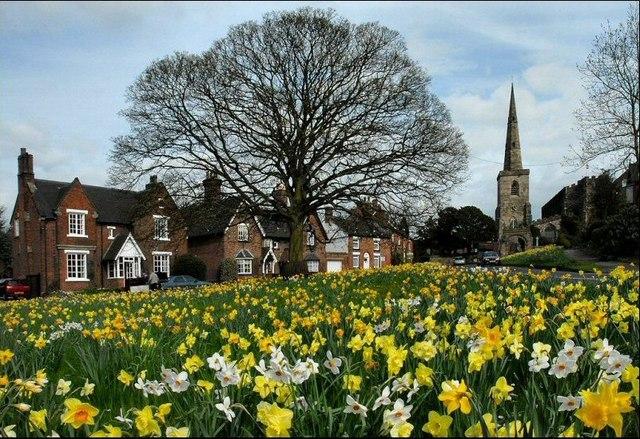 Newbold Astbury - Astbury Church