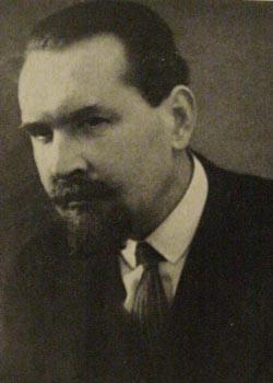 Nikolai Trubetzkoy, 1920s.