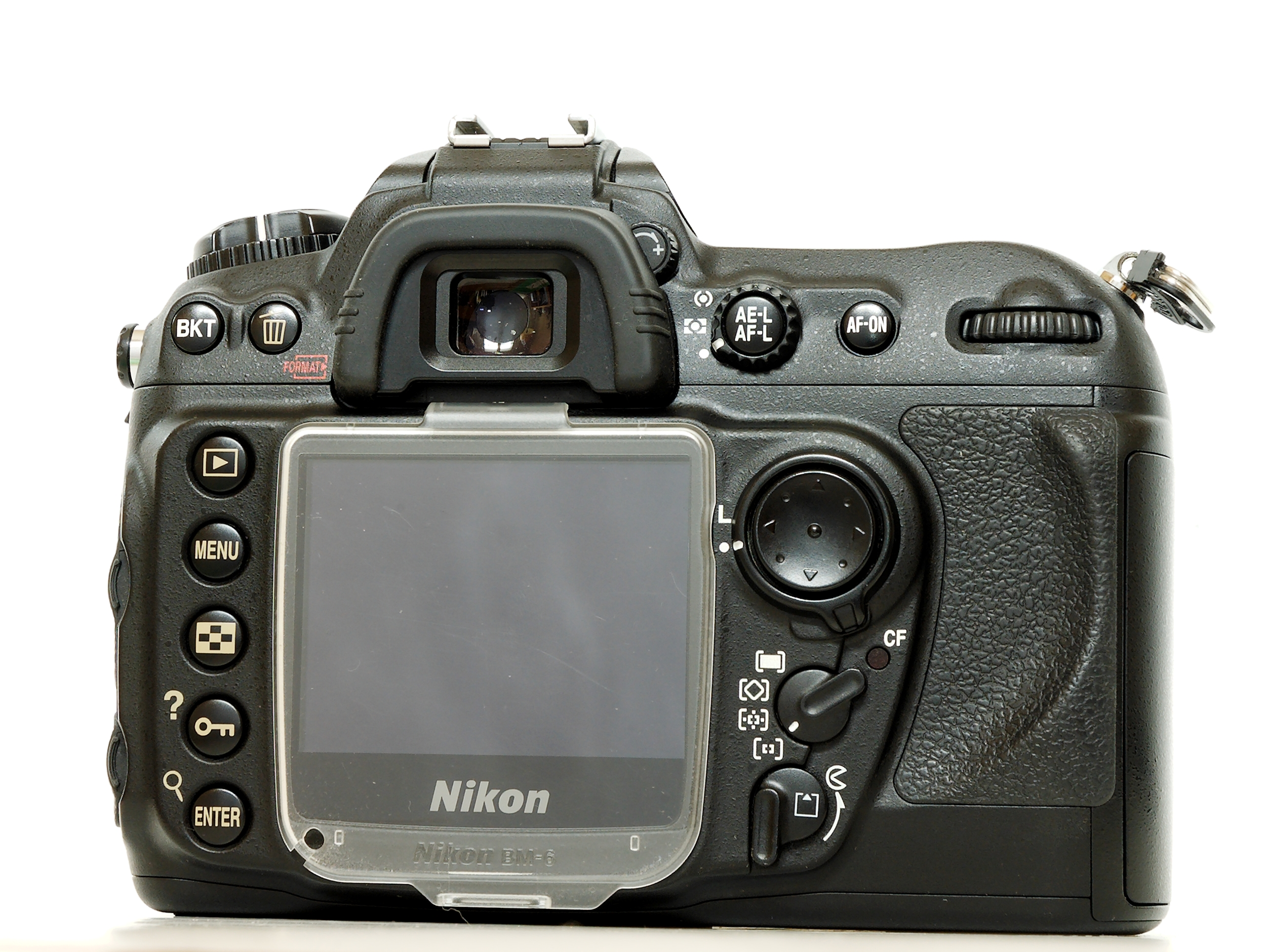 File:Nikon D200 body back.jpg - Wikimedia Commons