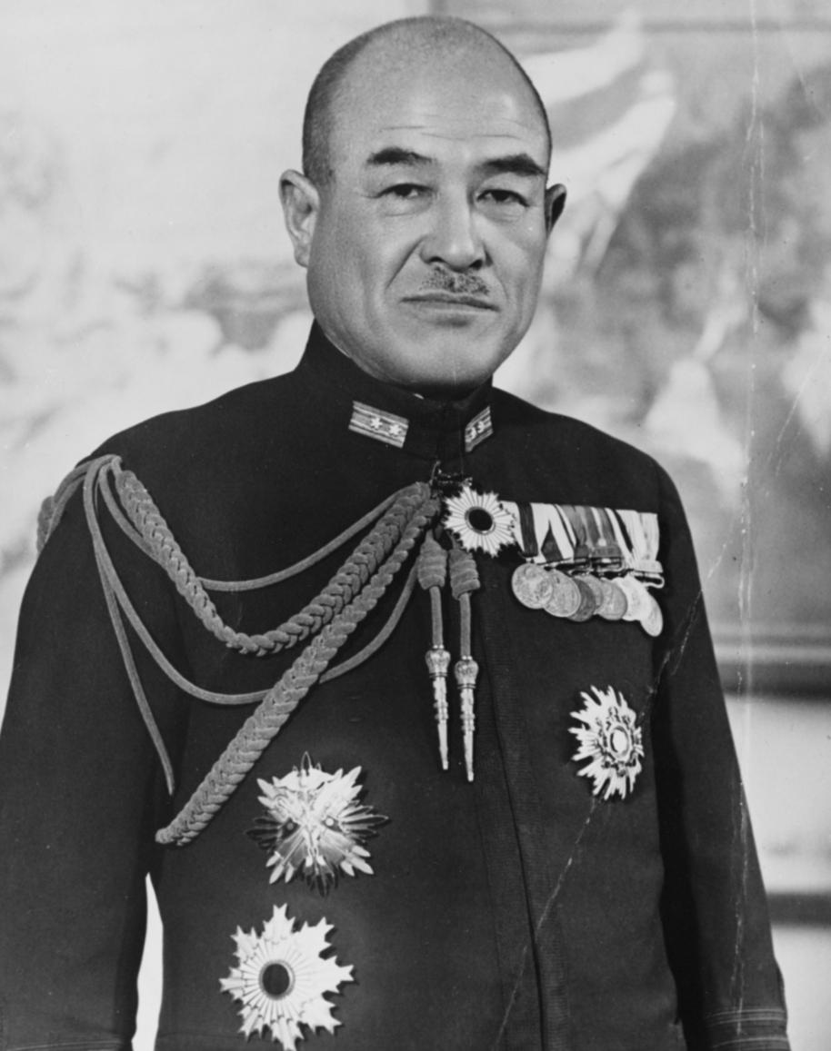 Nishizō Tsukahara Japanese admiral