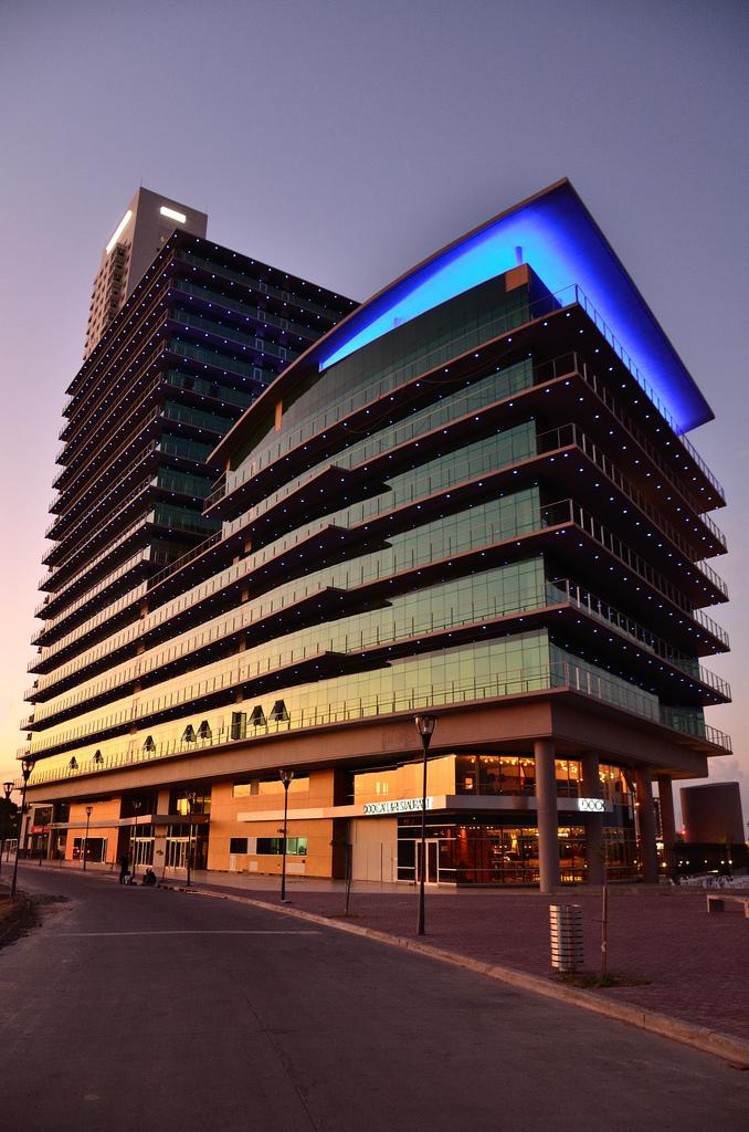 Torre nordlink wikipedia la enciclopedia libre for Buscador oficinas bancarias