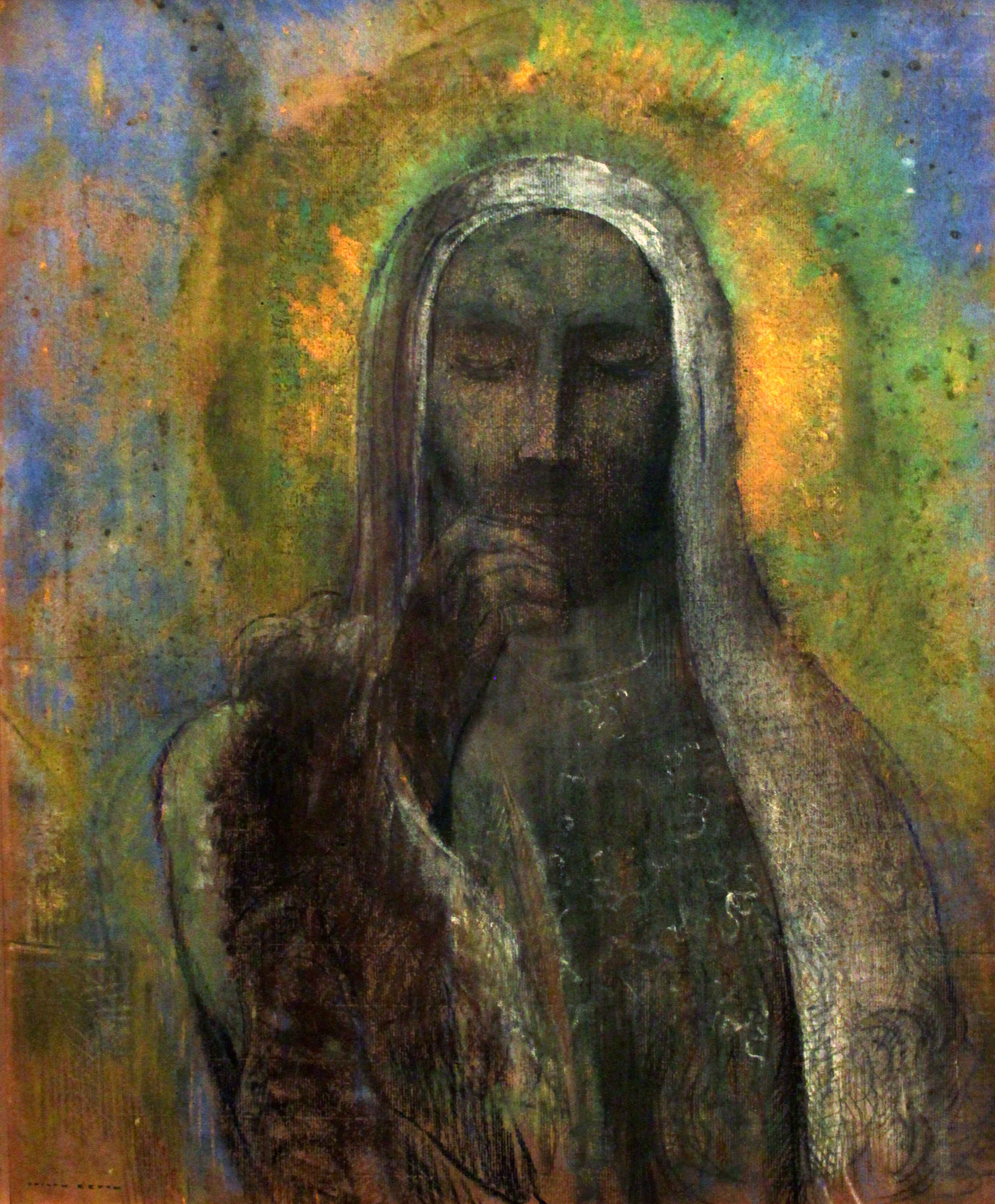 Image result for christ in silence paintings