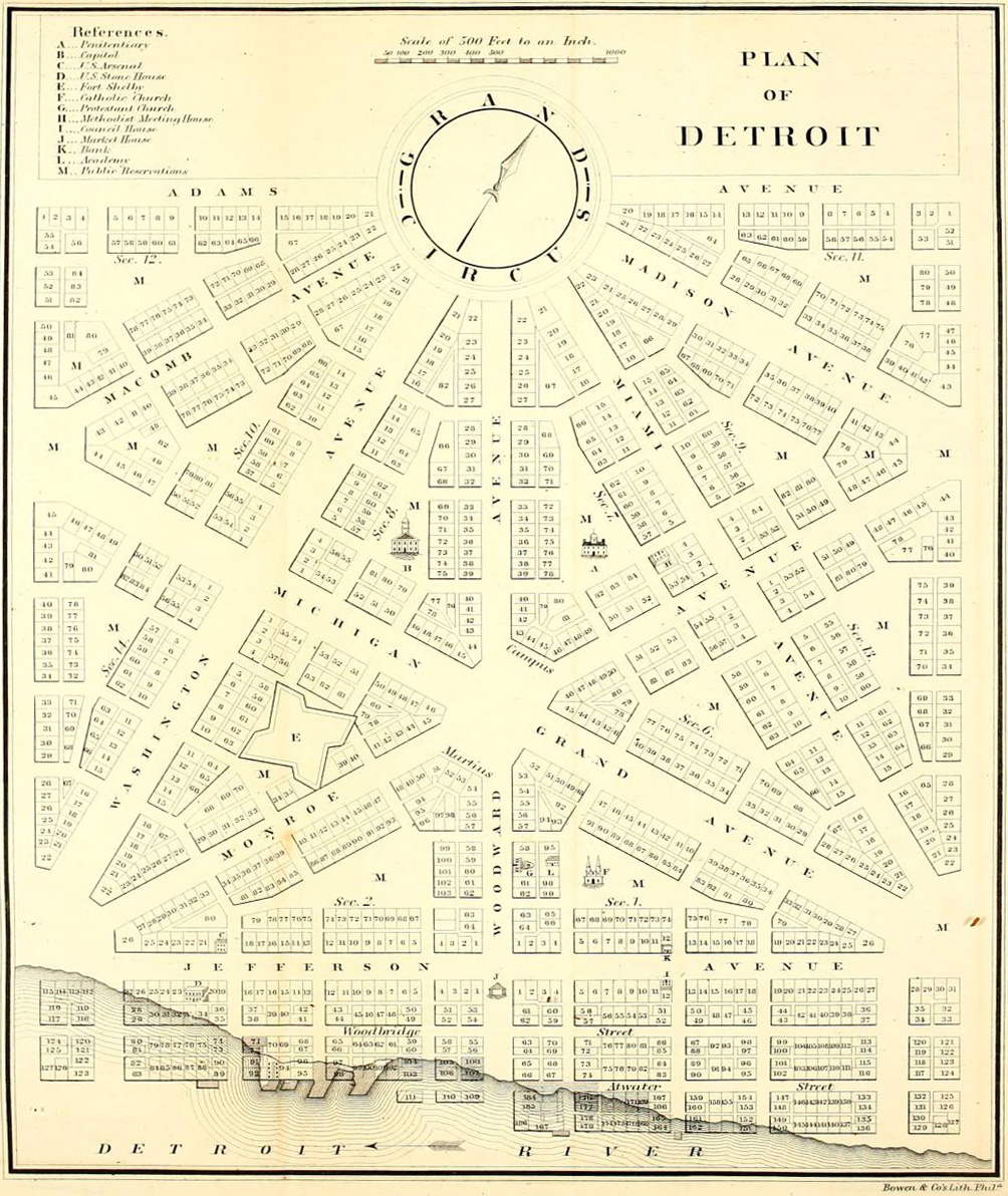 File:Old map 1807 plan.jpg - Wikimedia Commons