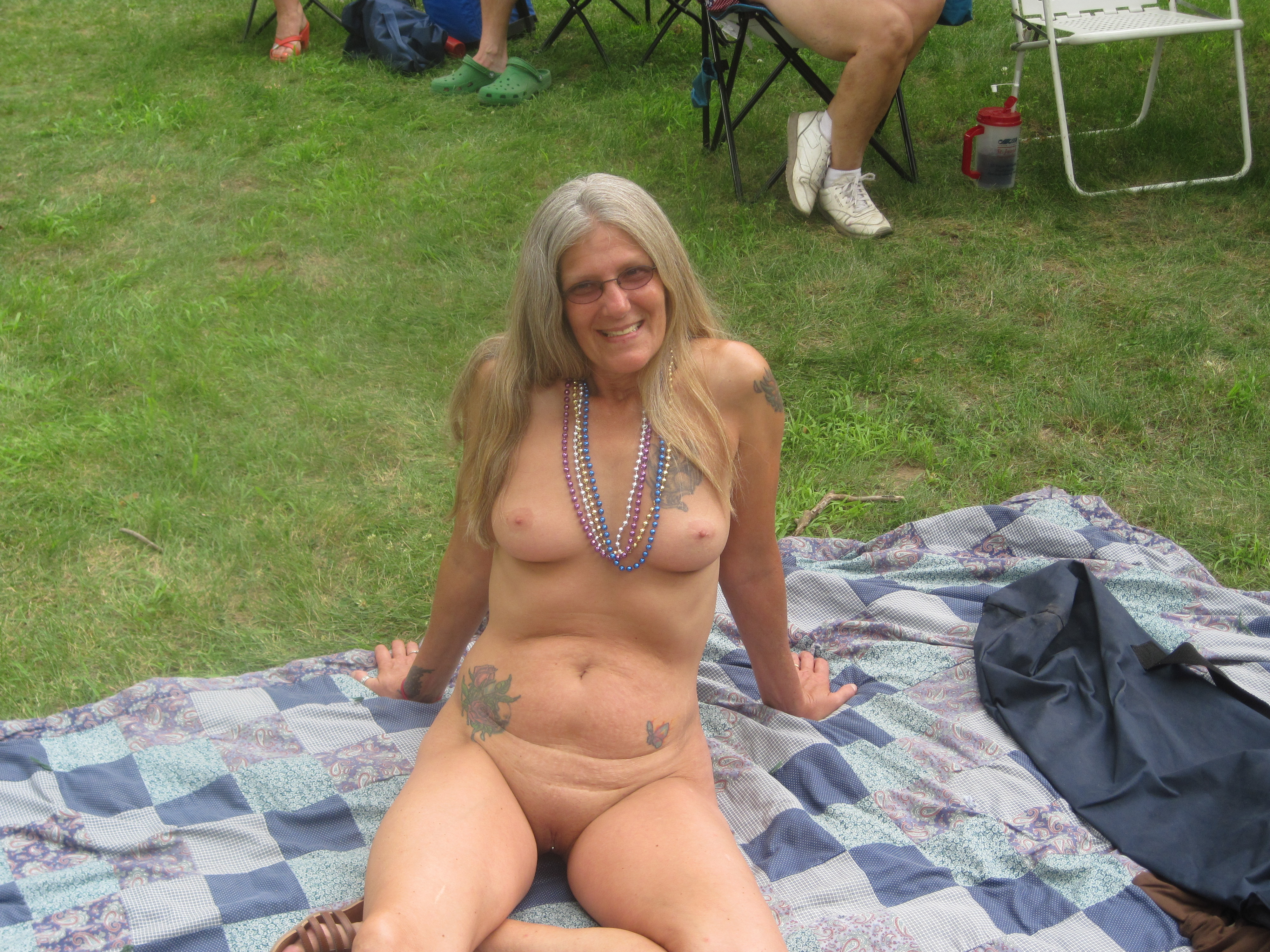 Naturist nudist women the
