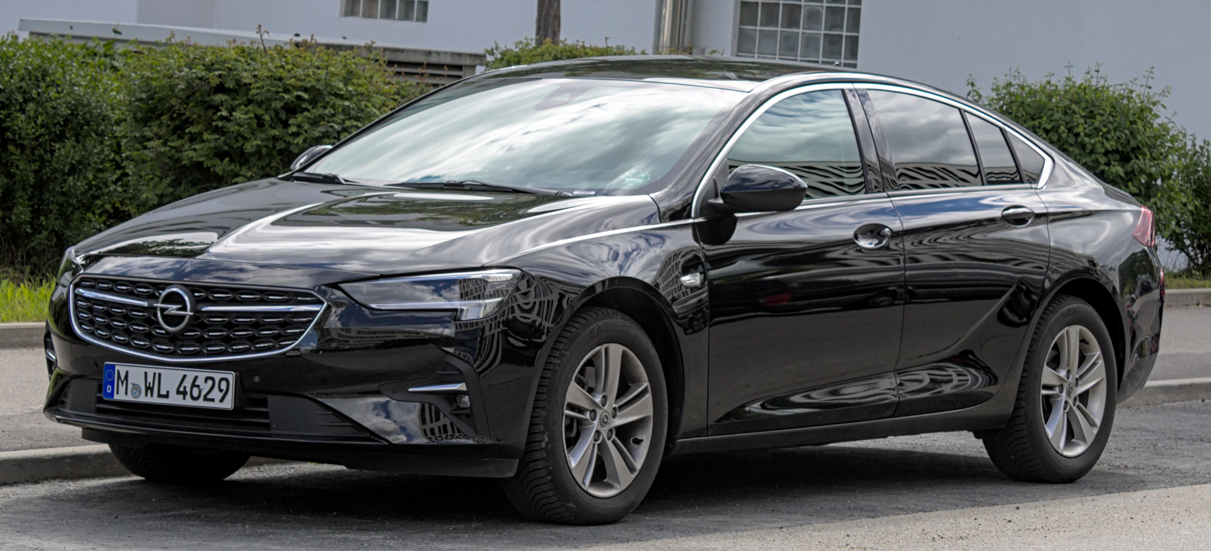 Insignia b opel 2017 Opel