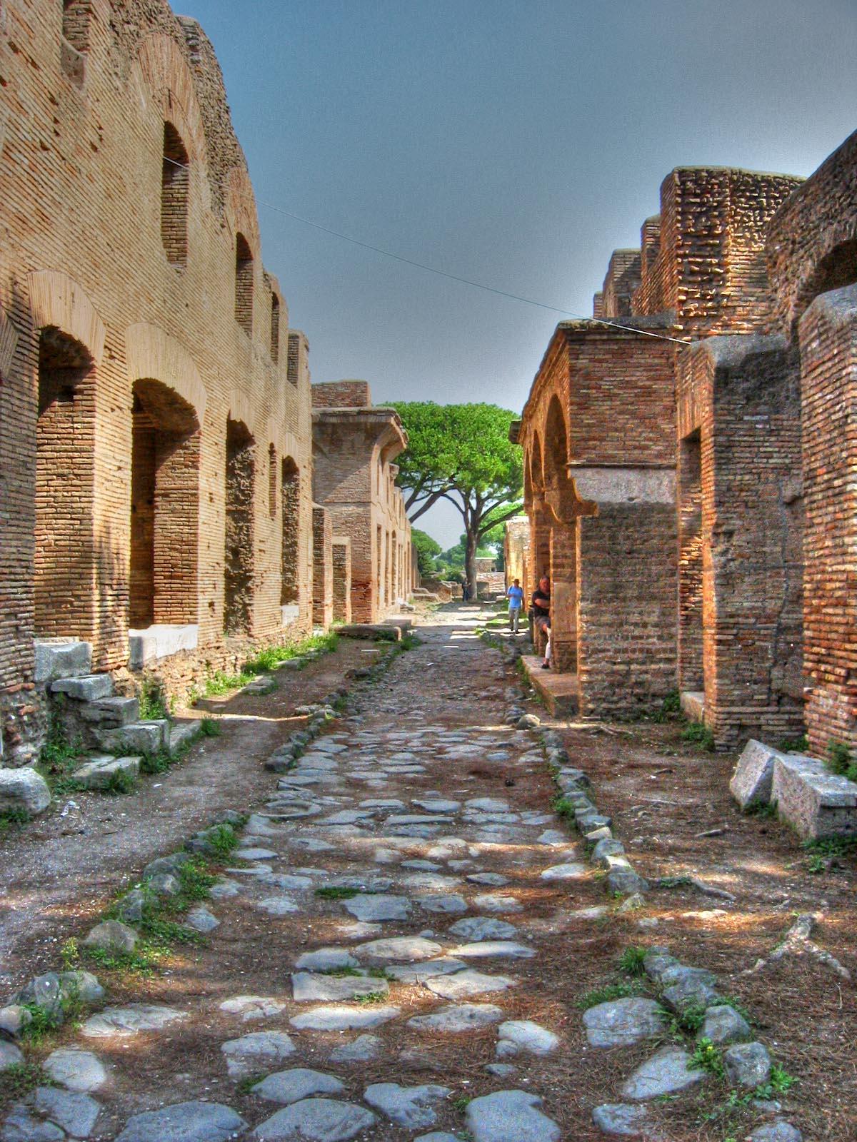 Ostia antica wikipedia for Piani di casa storici