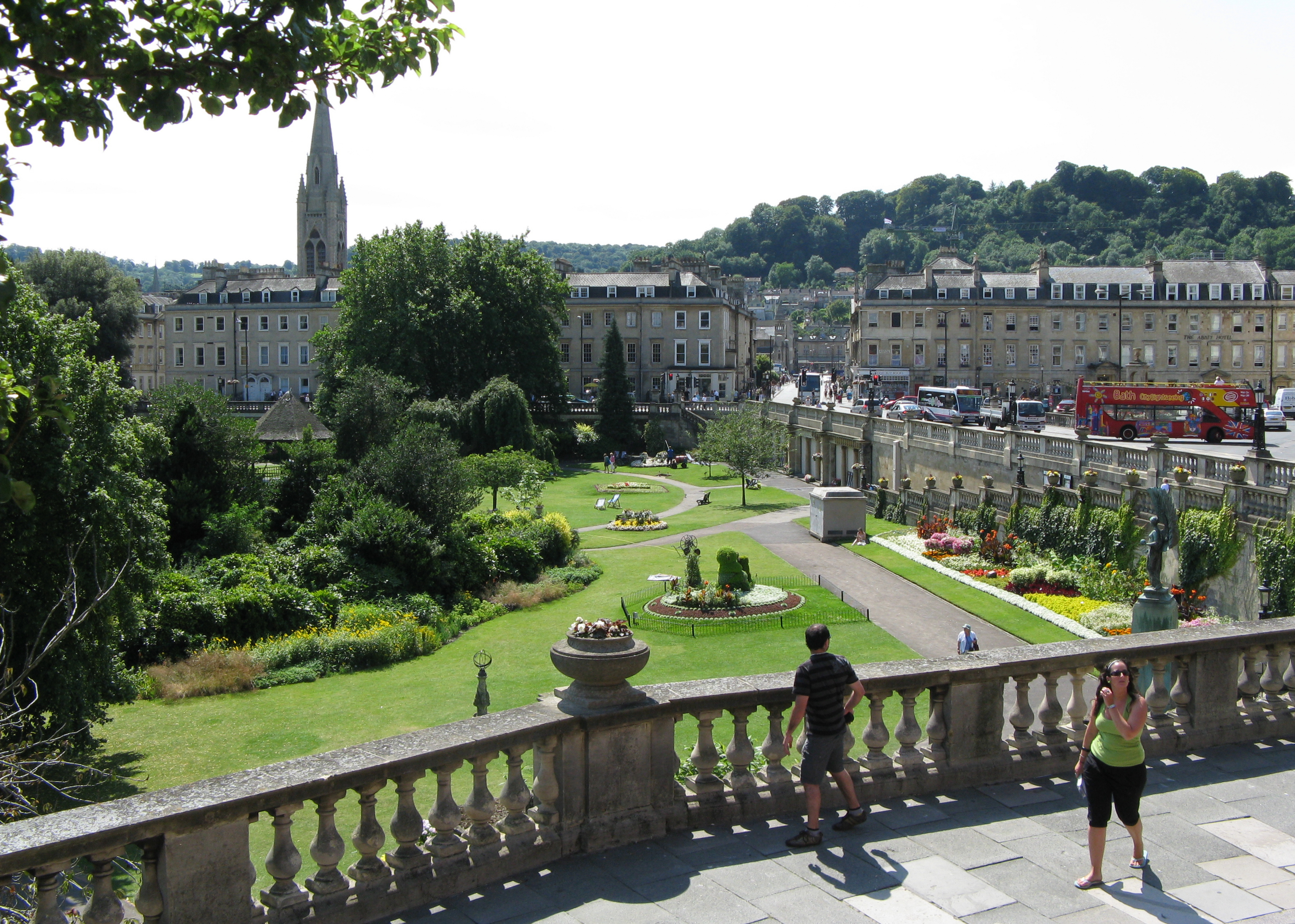 File:Park In Bath England Arp