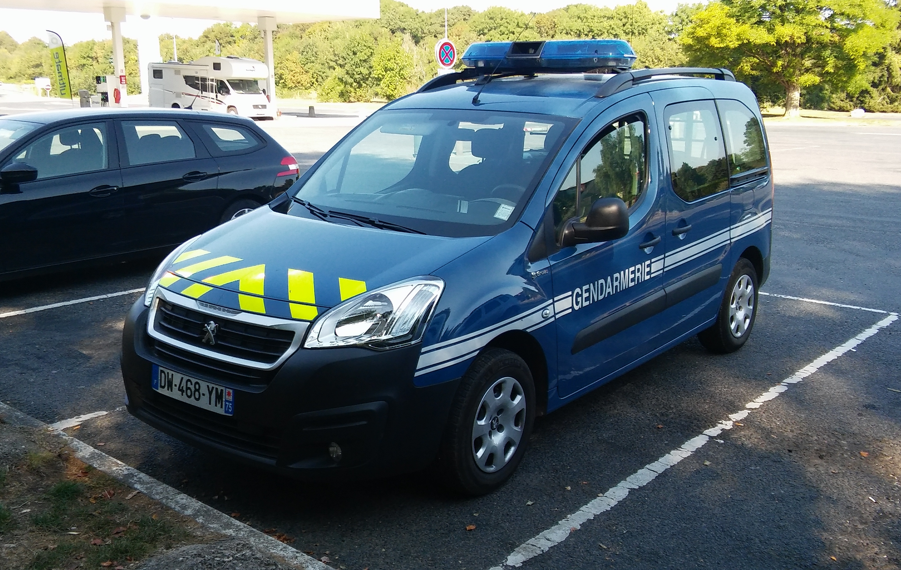 file peugeot partner  gendarmerie nationale  2016 jpg