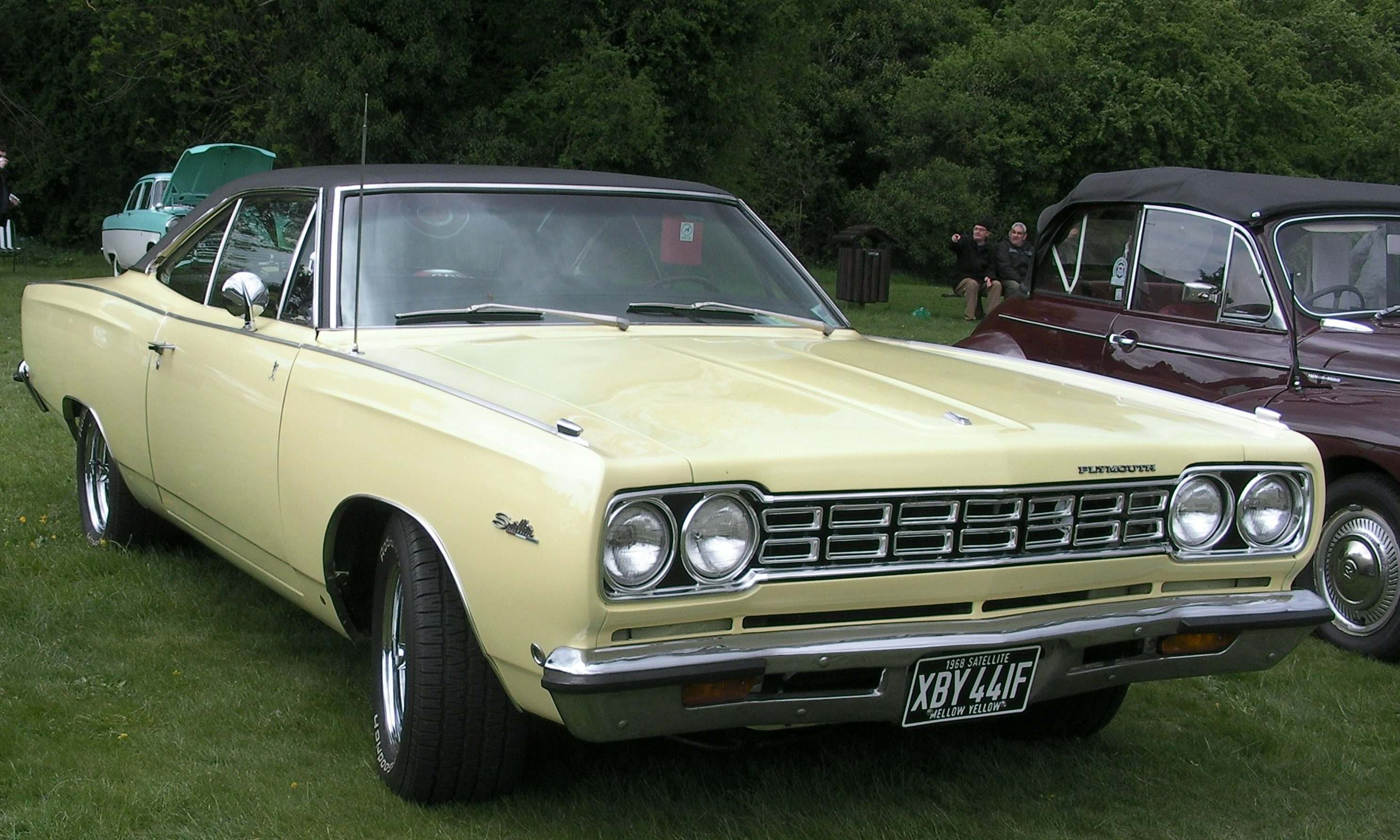 File Plymouth 1968 Satellite Hardtop Coupe Foshie Jpg