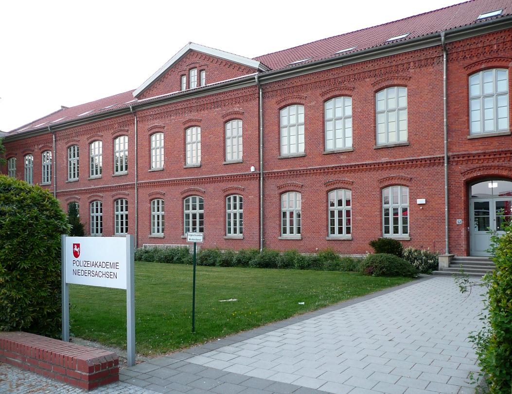 polizeiakademie niedersachsen wikipedia - Polizei Niedersachsen Bewerbung