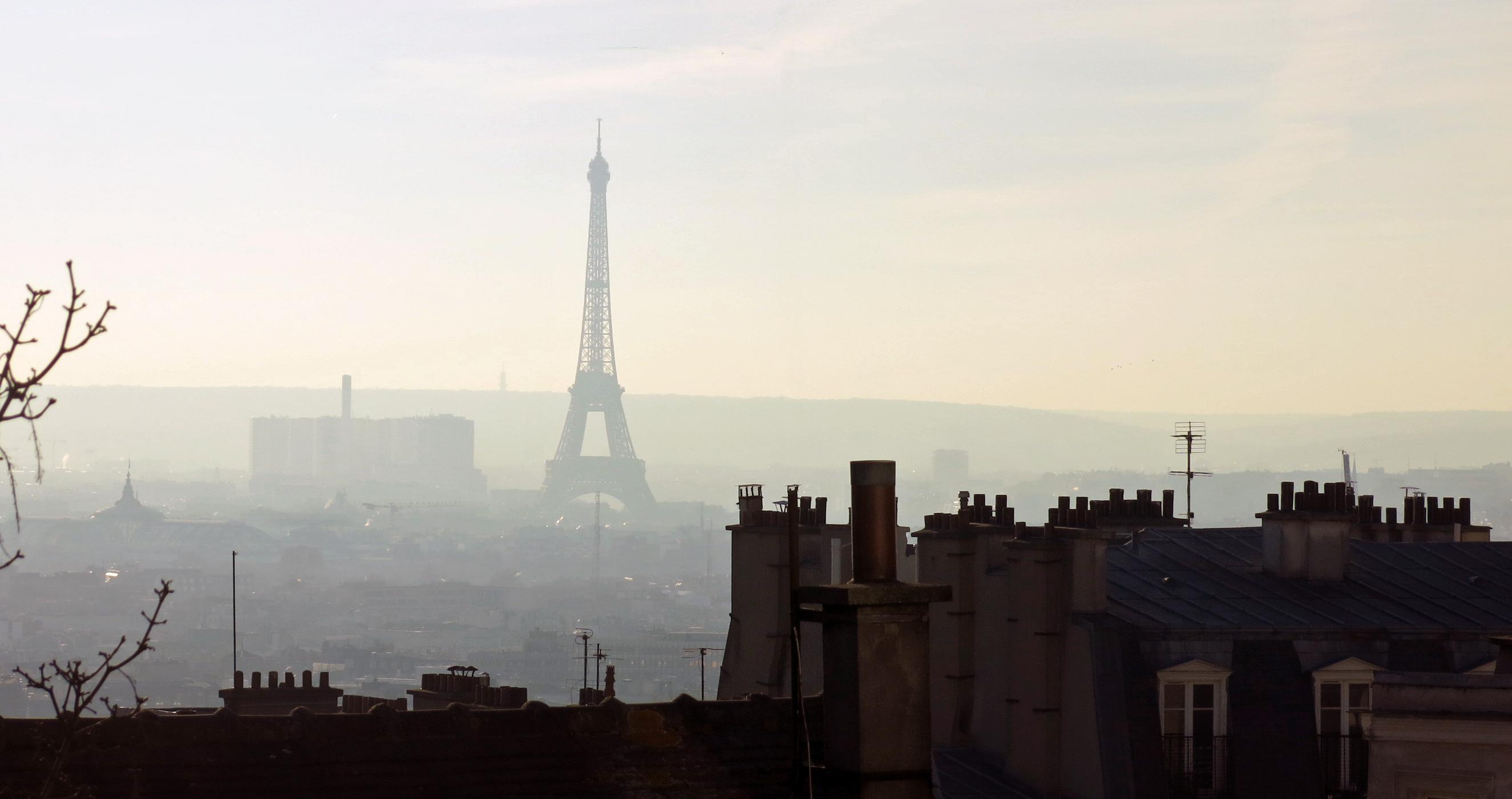 Pollution - Air - Paris - SchoolMouv - Géographie - CM2
