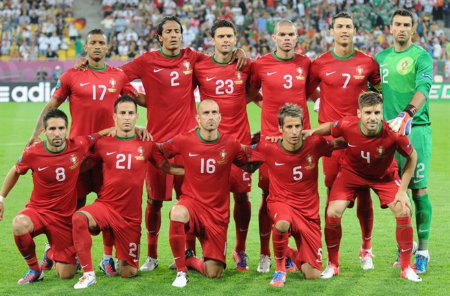 Výsledek obrázku pro portugal national team