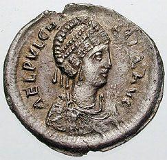Pulcheria Byzantine empress