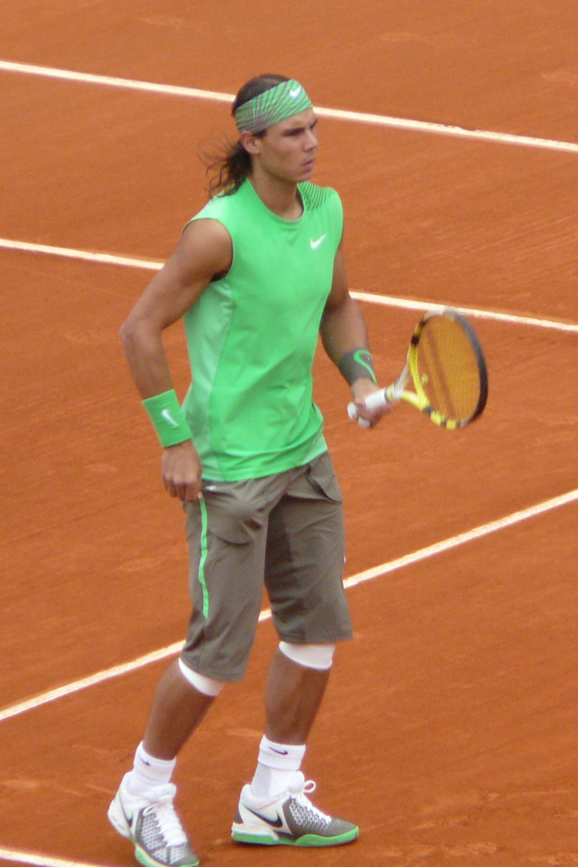Nike Nadal Tennis Shoes