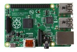 Raspberry et Arduino Lantre de Carl A