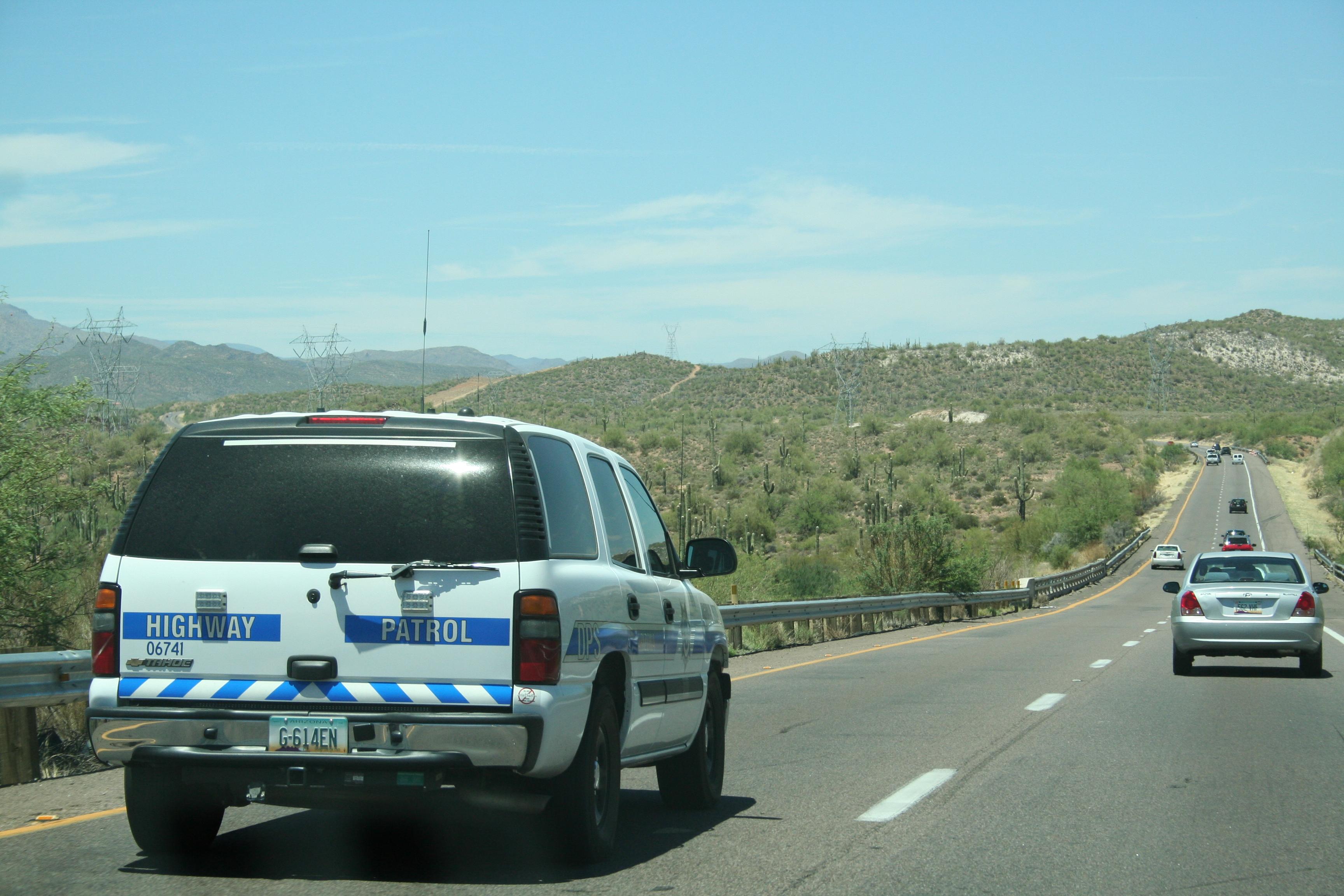 FileRear view of an Arizona Highway Patrol Chevrolet TahoeJPG
