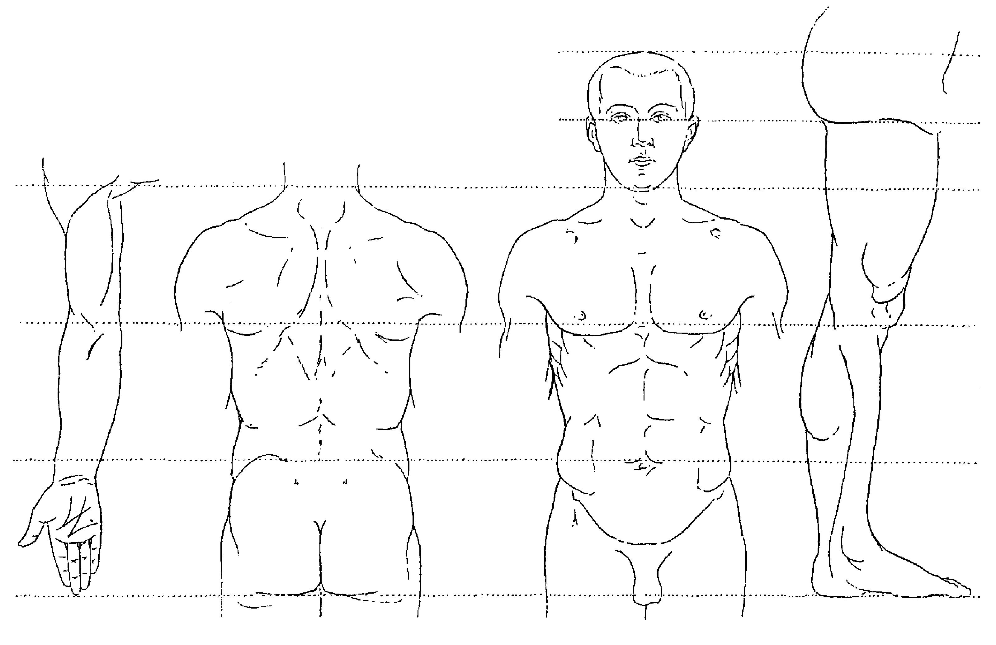 taille maillot de bain homme
