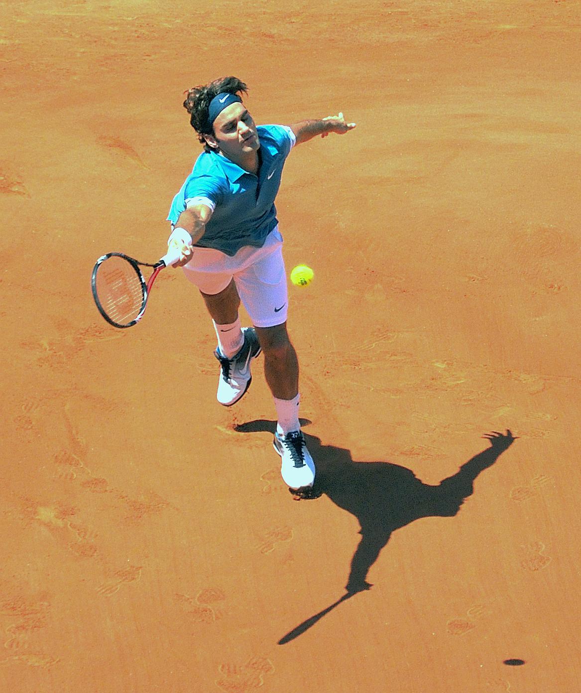 Roger Federer Tennis Shoes