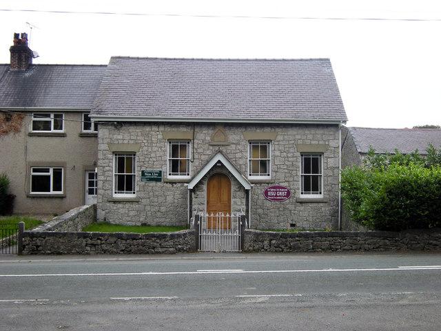 File:Sïon Lloc, Welsh Methodist Chapel - geograph.org.uk - 941197.jpg