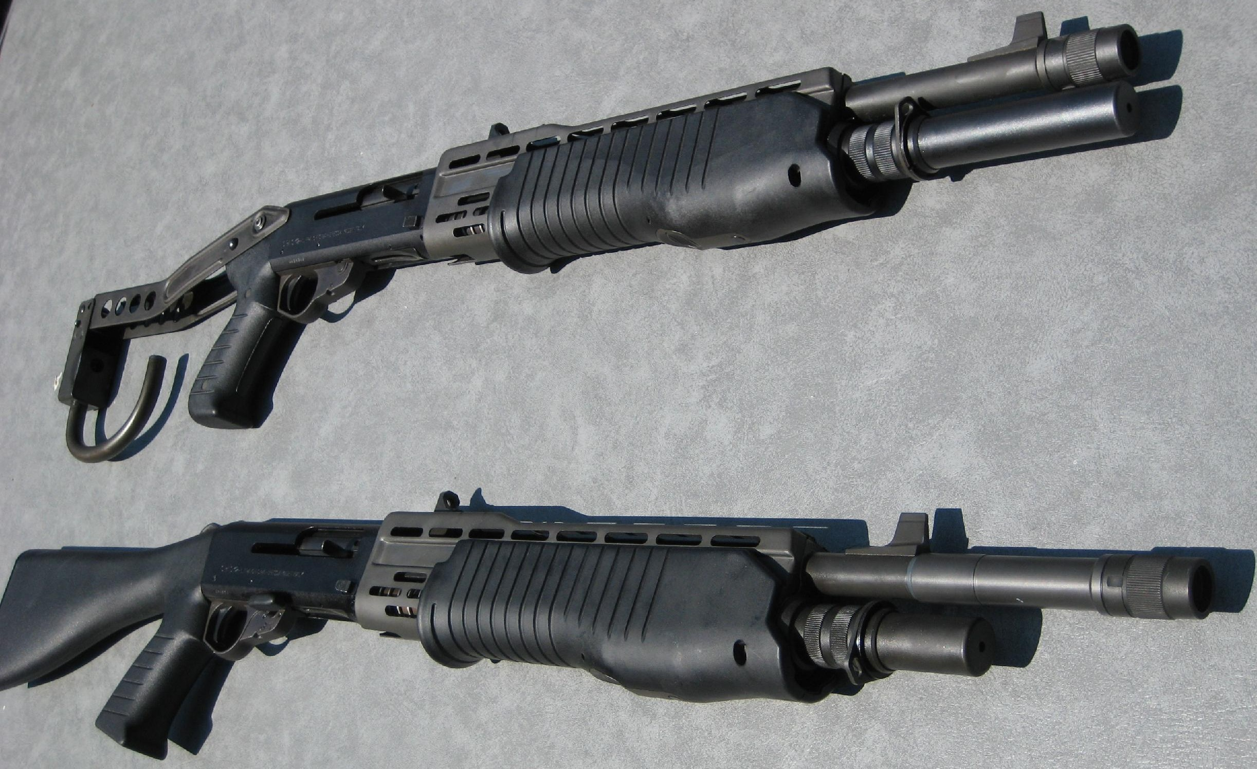 File:SPAS 12 Fixed Stock and Folding Stock.JPG - Wikipedia