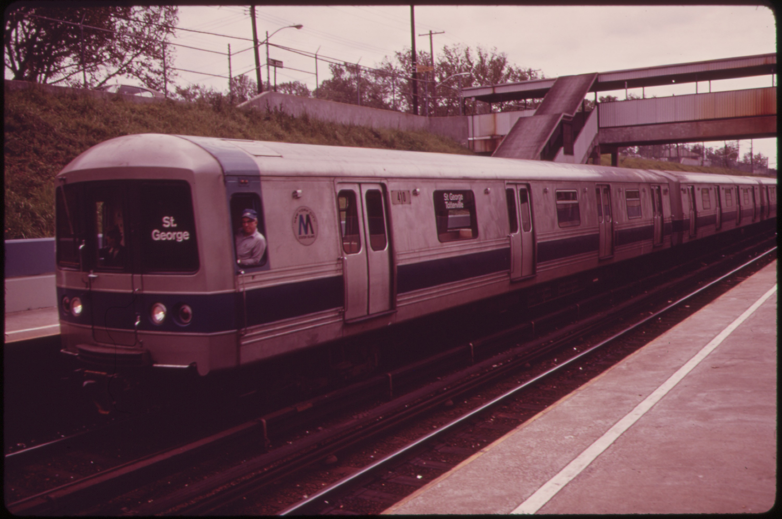 Staten Island Railway To Manhattan