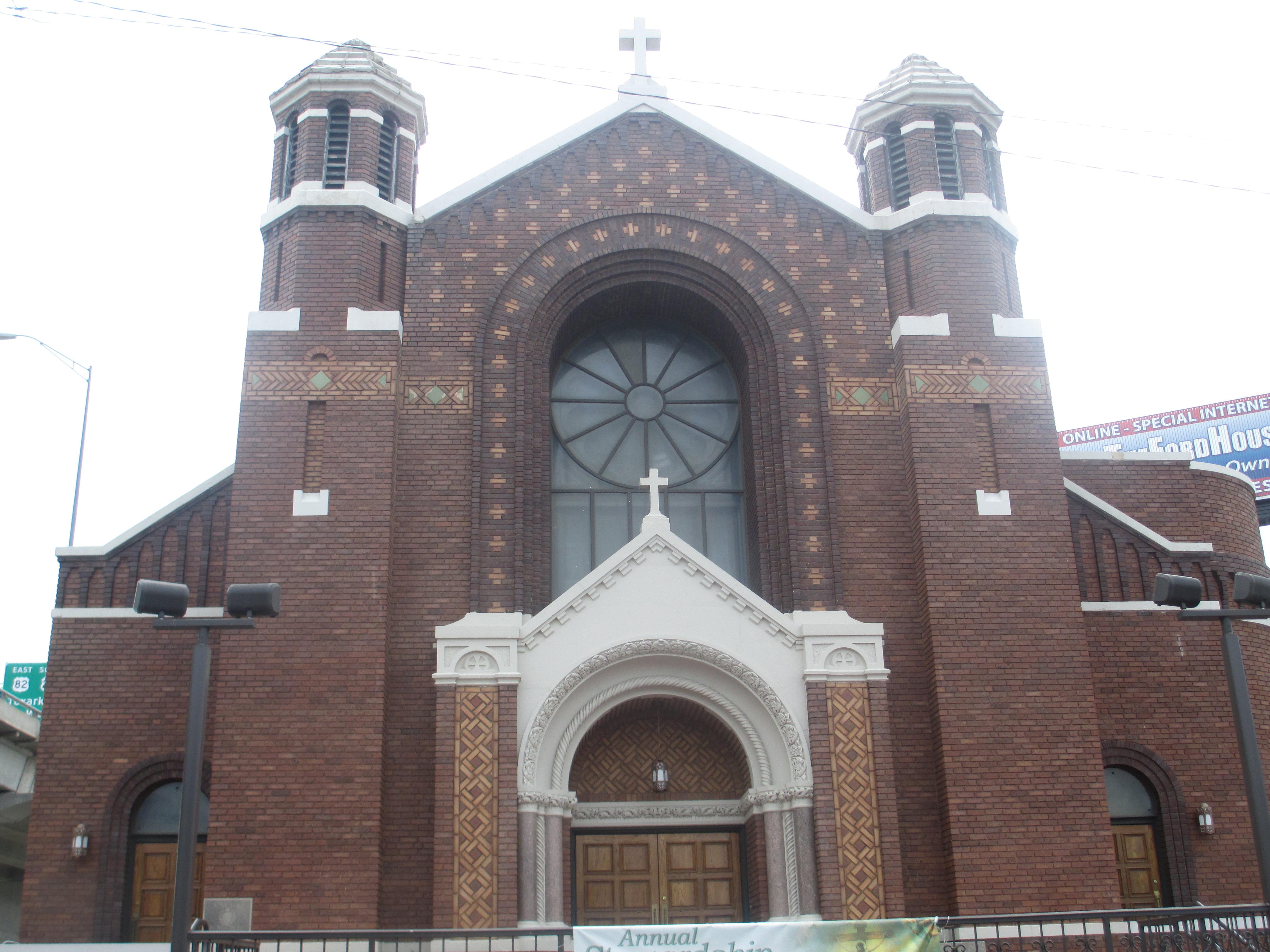 San Marcos Catholic Church El Paso Tx