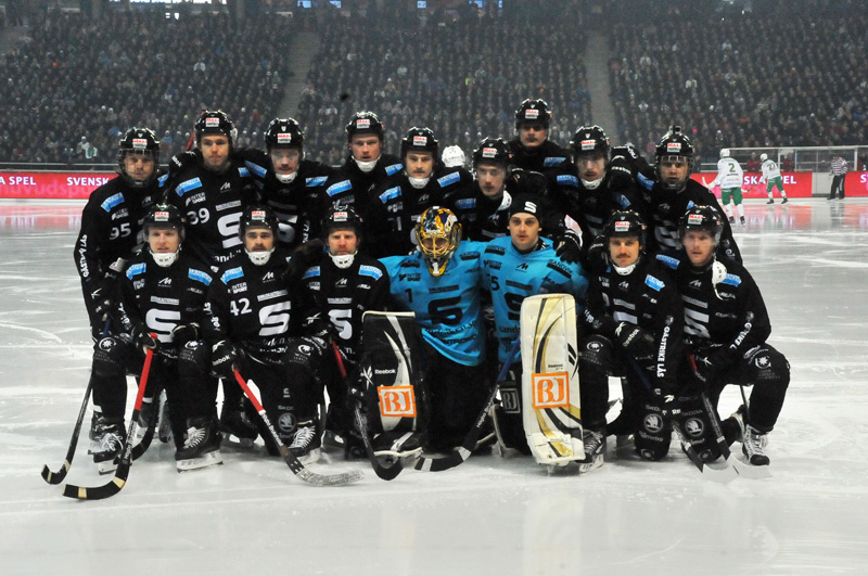 bet on bandy in Sweden