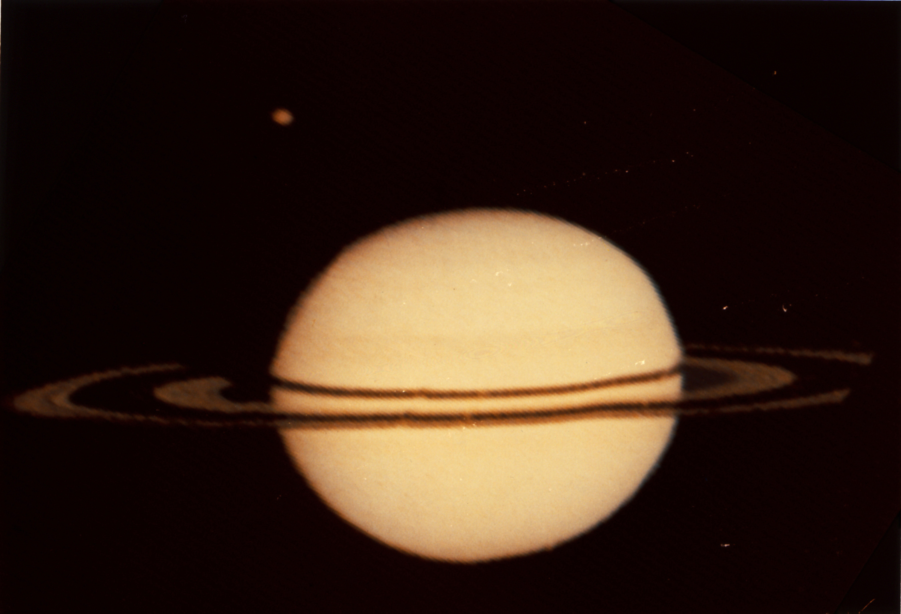 Real Pictures Of Saturn S Rings