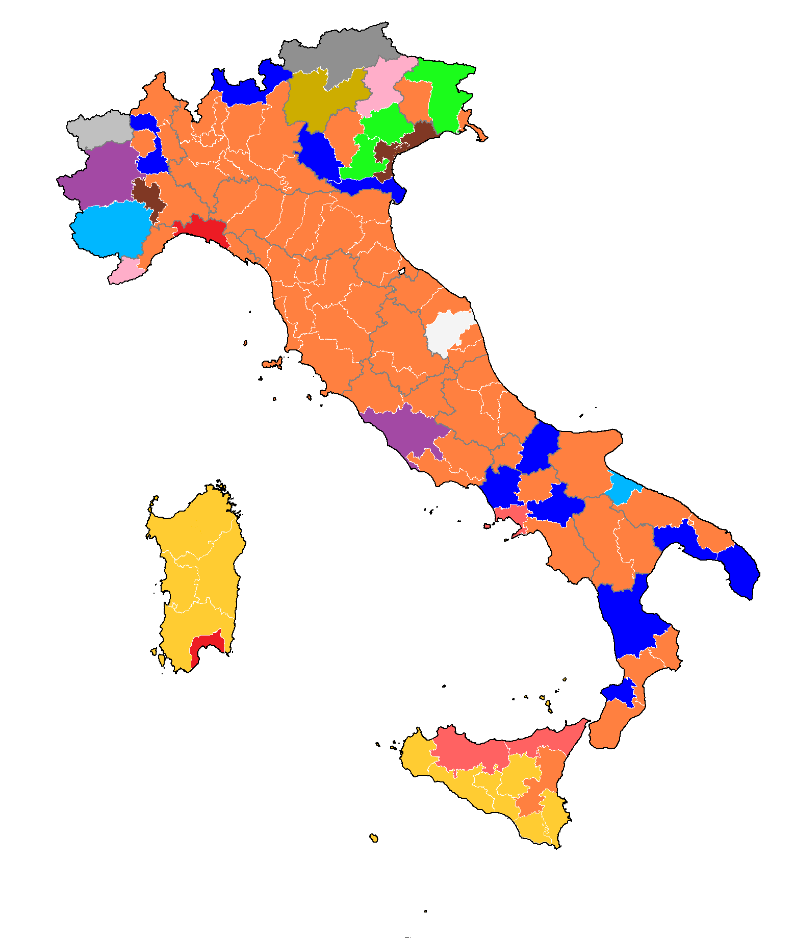 province d italia wikipedia