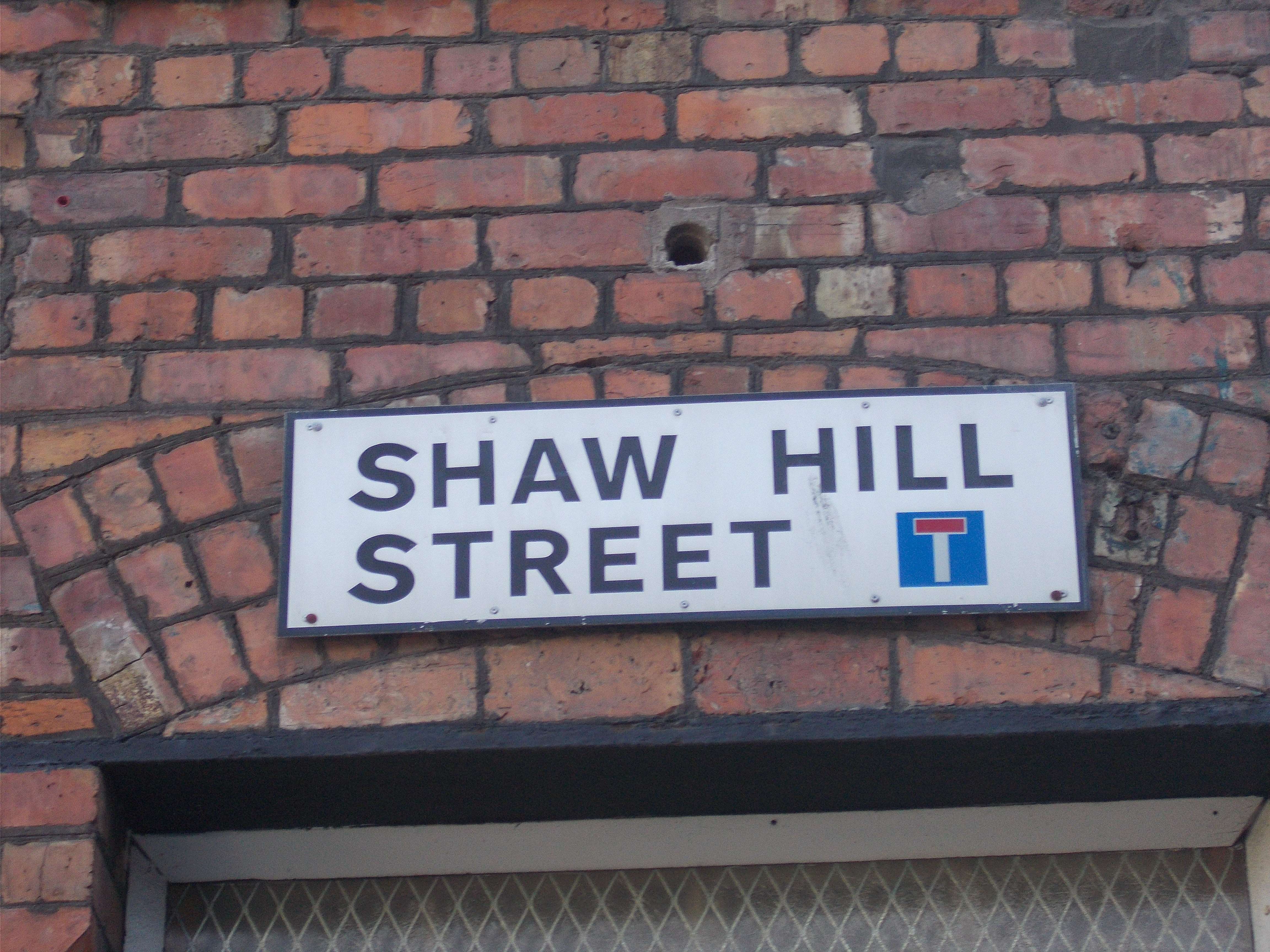 Shaw sign in