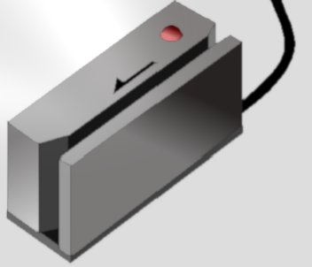 Magnetic Card Reader For Iphone