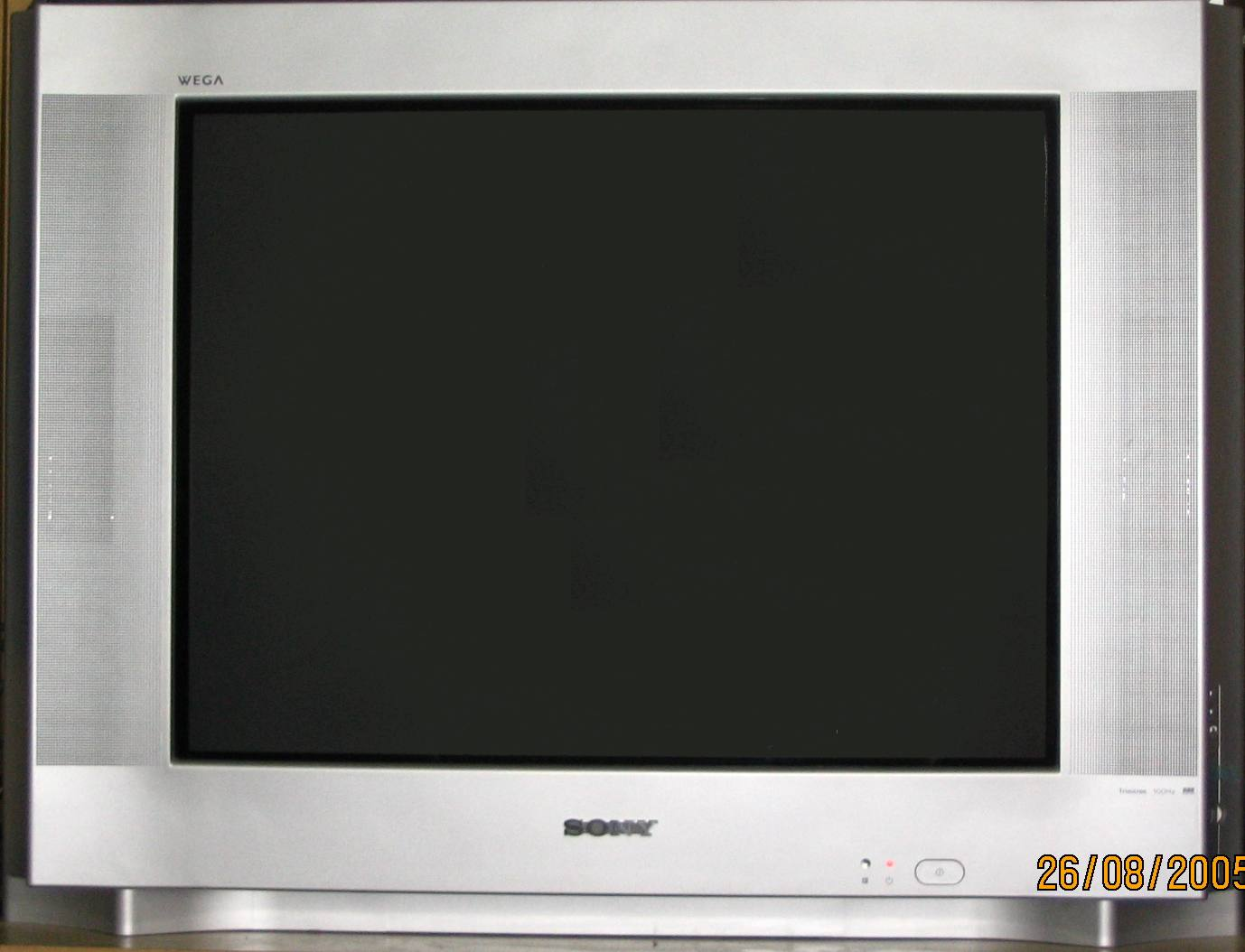 2005 Sony Wega TV http://commons.wikimedia.org/wiki/File:Sony_Wega_TV_set.jpg