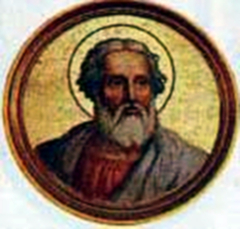 IMG ST. SOTER, Pope of Rome, Hieromarty