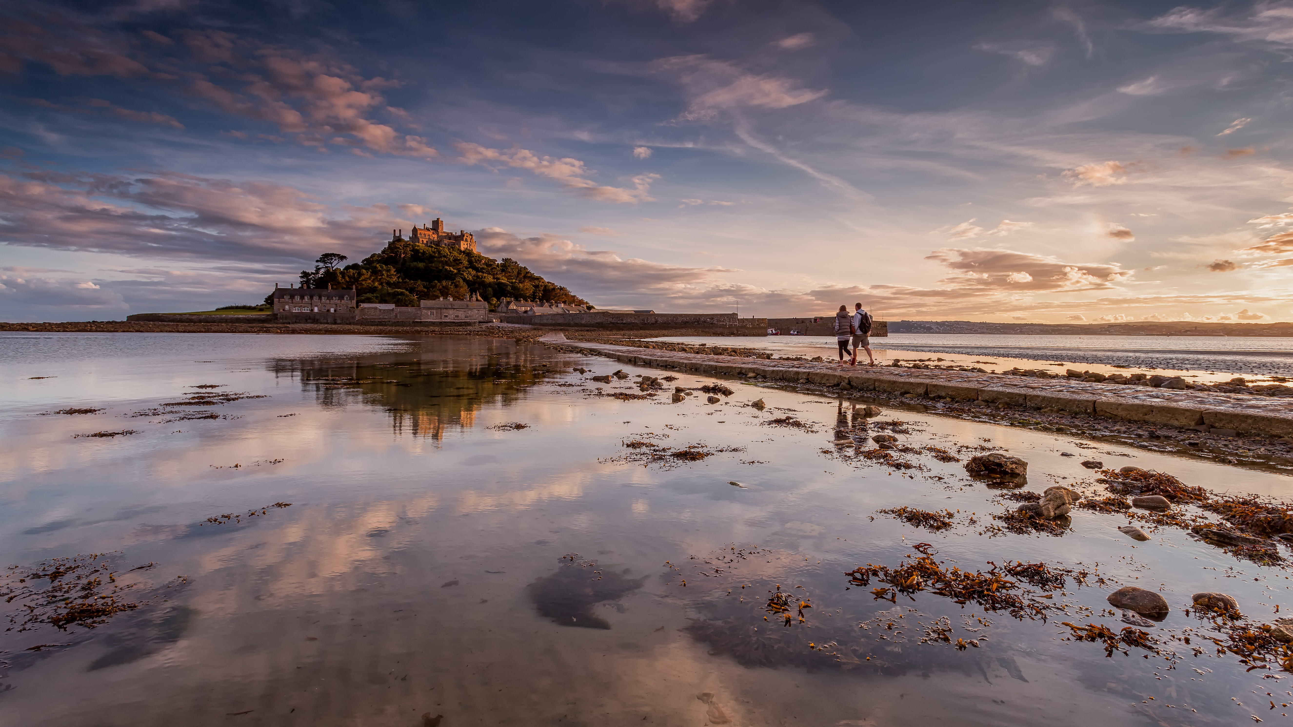 Best Castles In England: St Michaels Mount