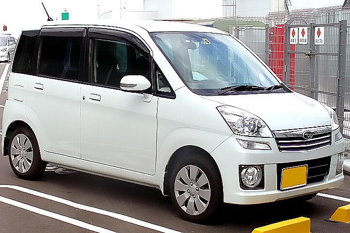 Subaru Stella Wikipedia
