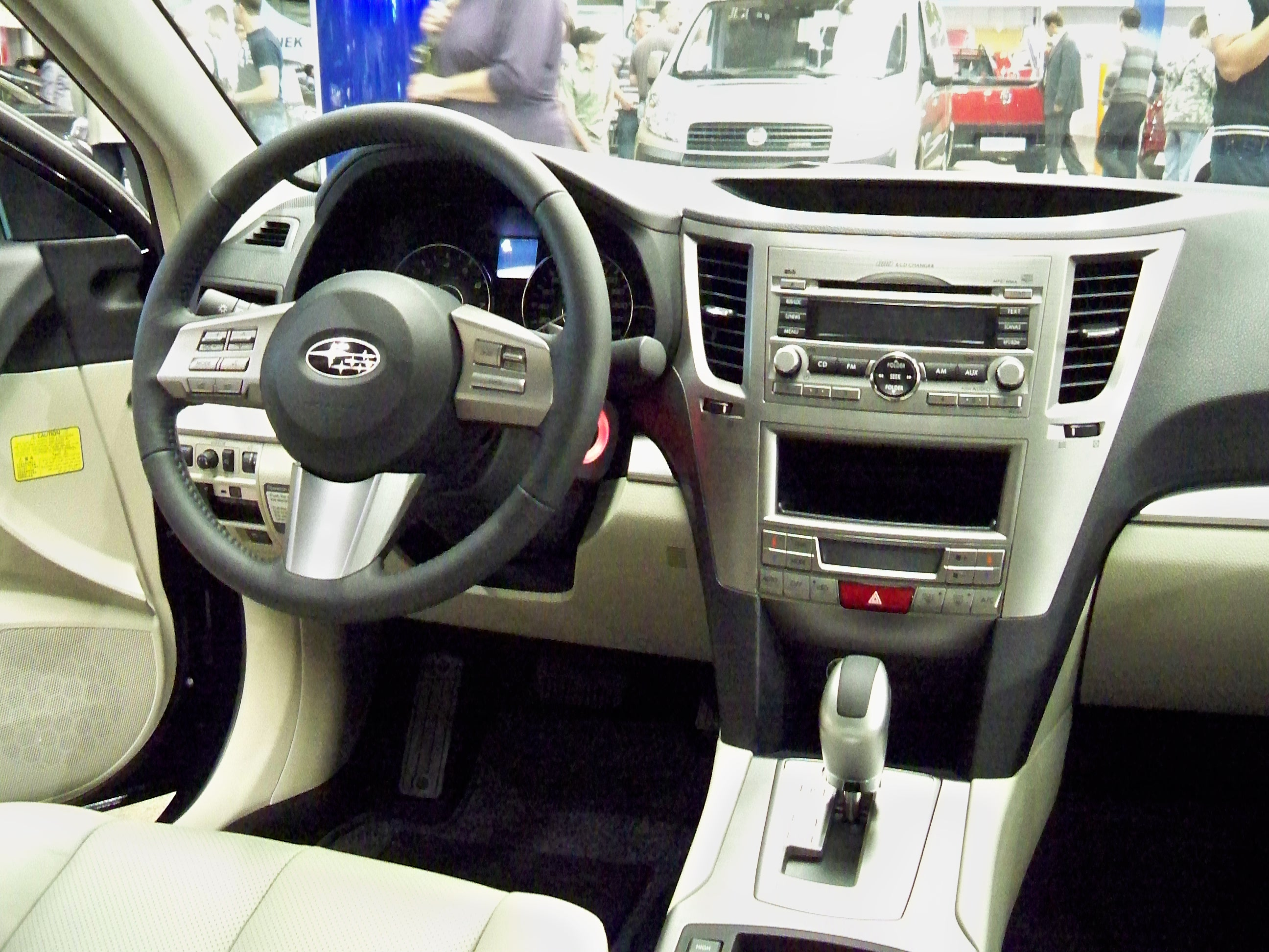 File Subaru Legacy V Sedan Interior Gms Wikimedia Commons