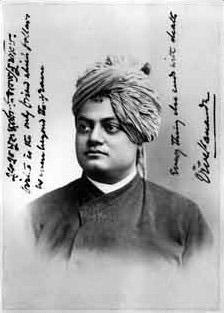 Sŭami Vivekananda 1893 Ĉikago-bildo Harrison.jpg