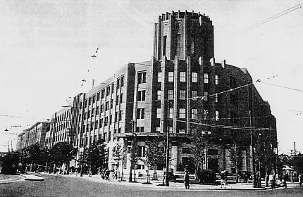 TMPD building in Pre-war Showa era.JPG