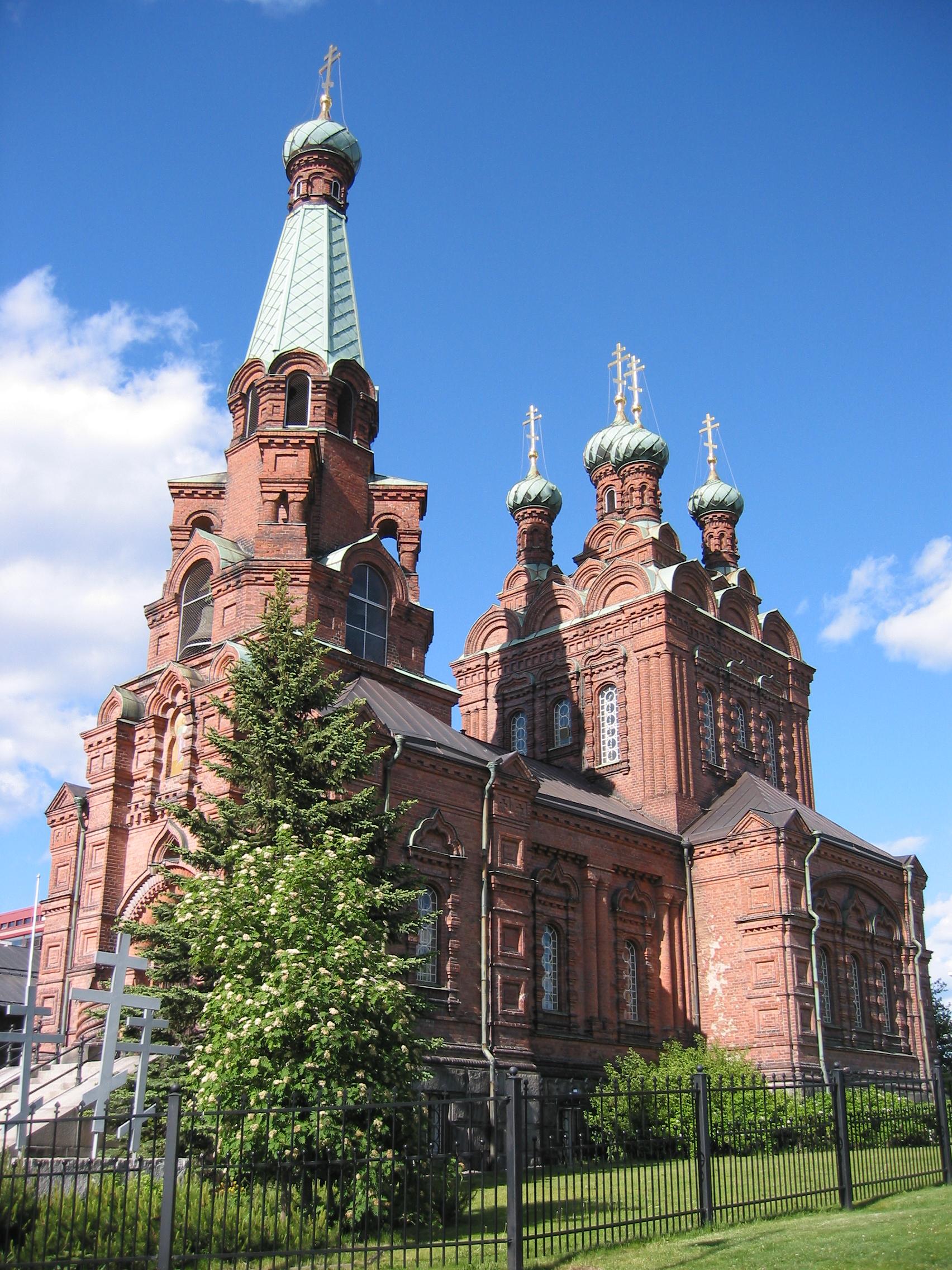 Tampereen Ortodoksikirkko
