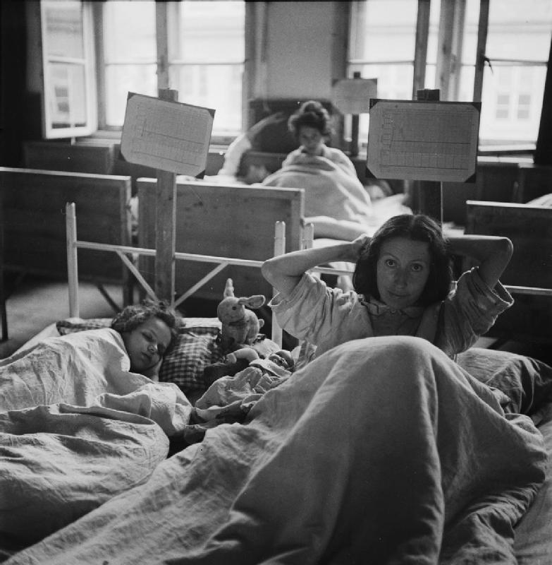 File The Liberation Of Bergen Belsen Concentration Camp