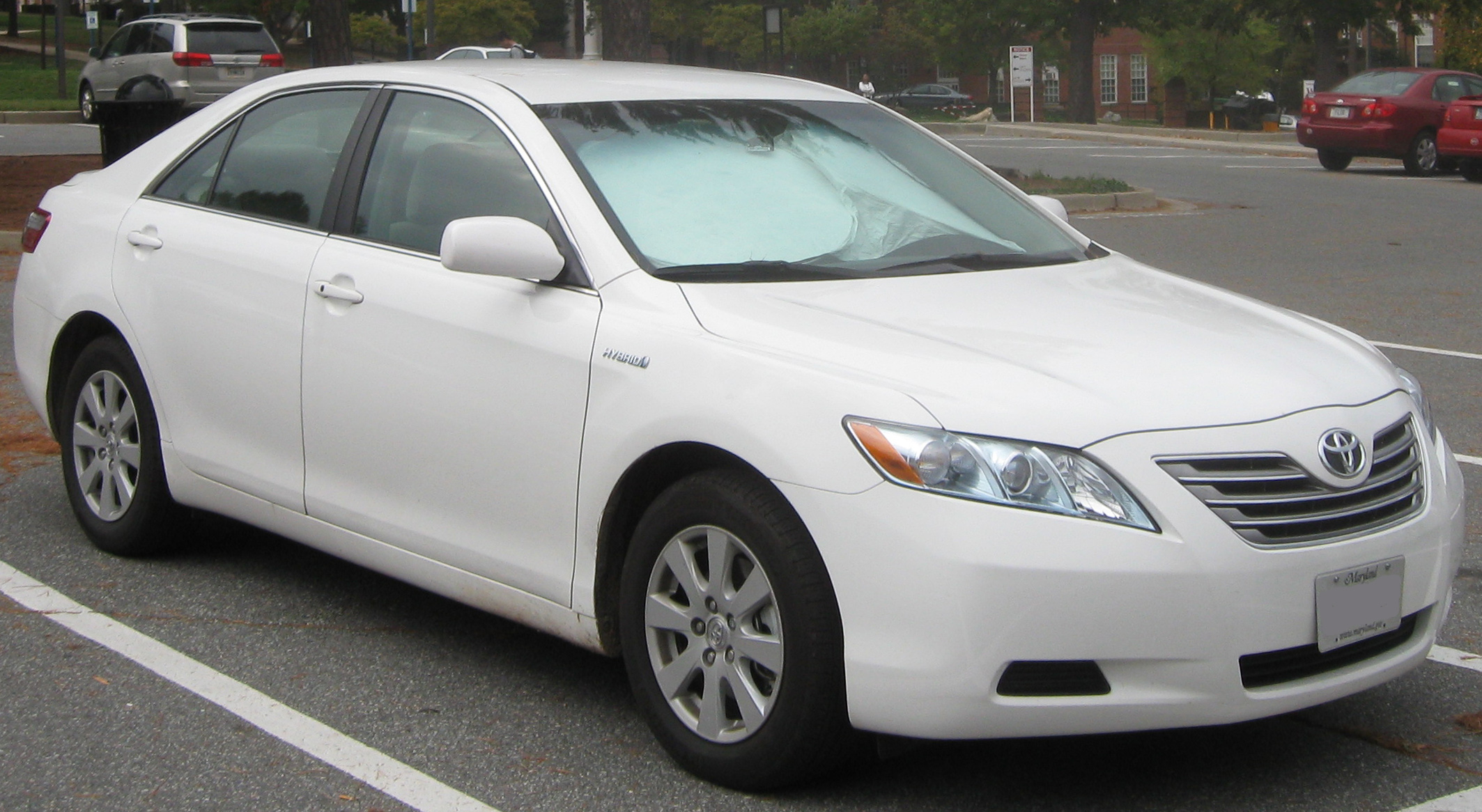 2010 Toyota Camry For Sale >> File:Toyota Camry Hybrid.jpg