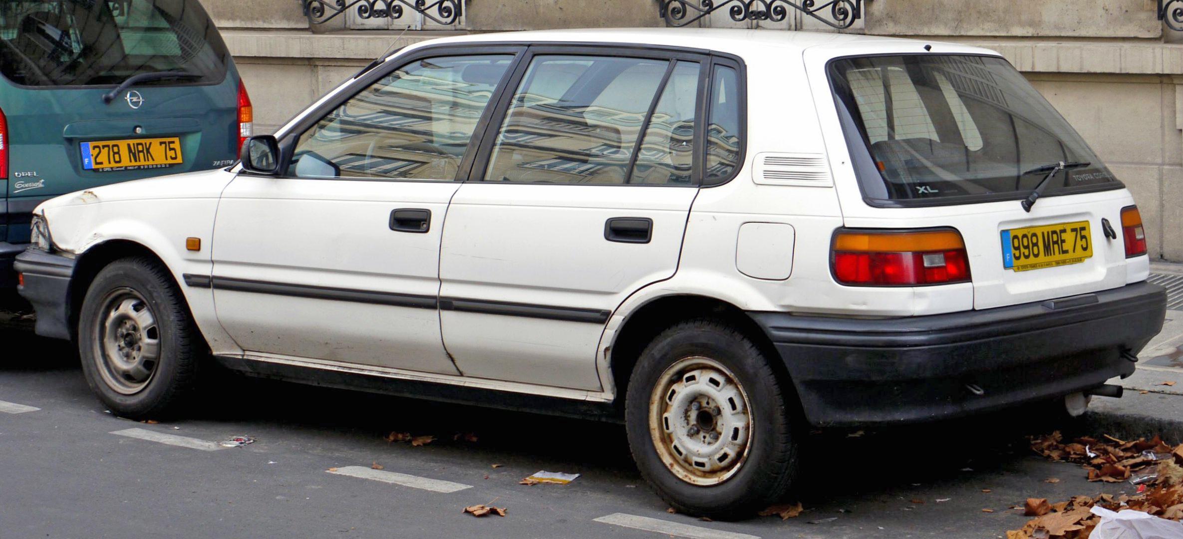 Kelebihan Toyota Corolla Xl Review