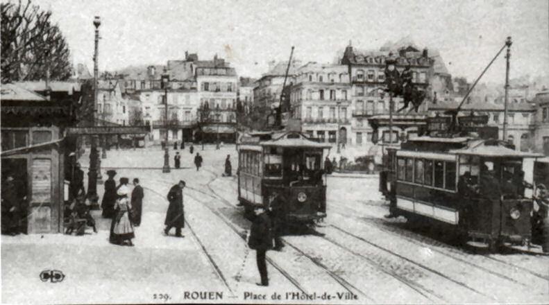 Rue De L H Ef Bf Bdtel De Ville Bordeaux