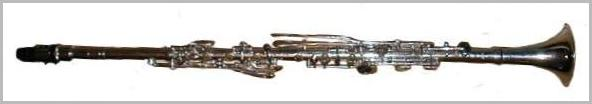 Turkish clarinet