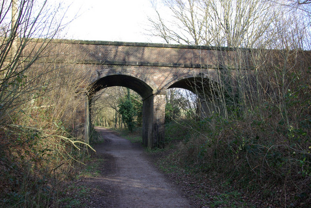 Two-arched Bridge - geograph.org.uk - 317317