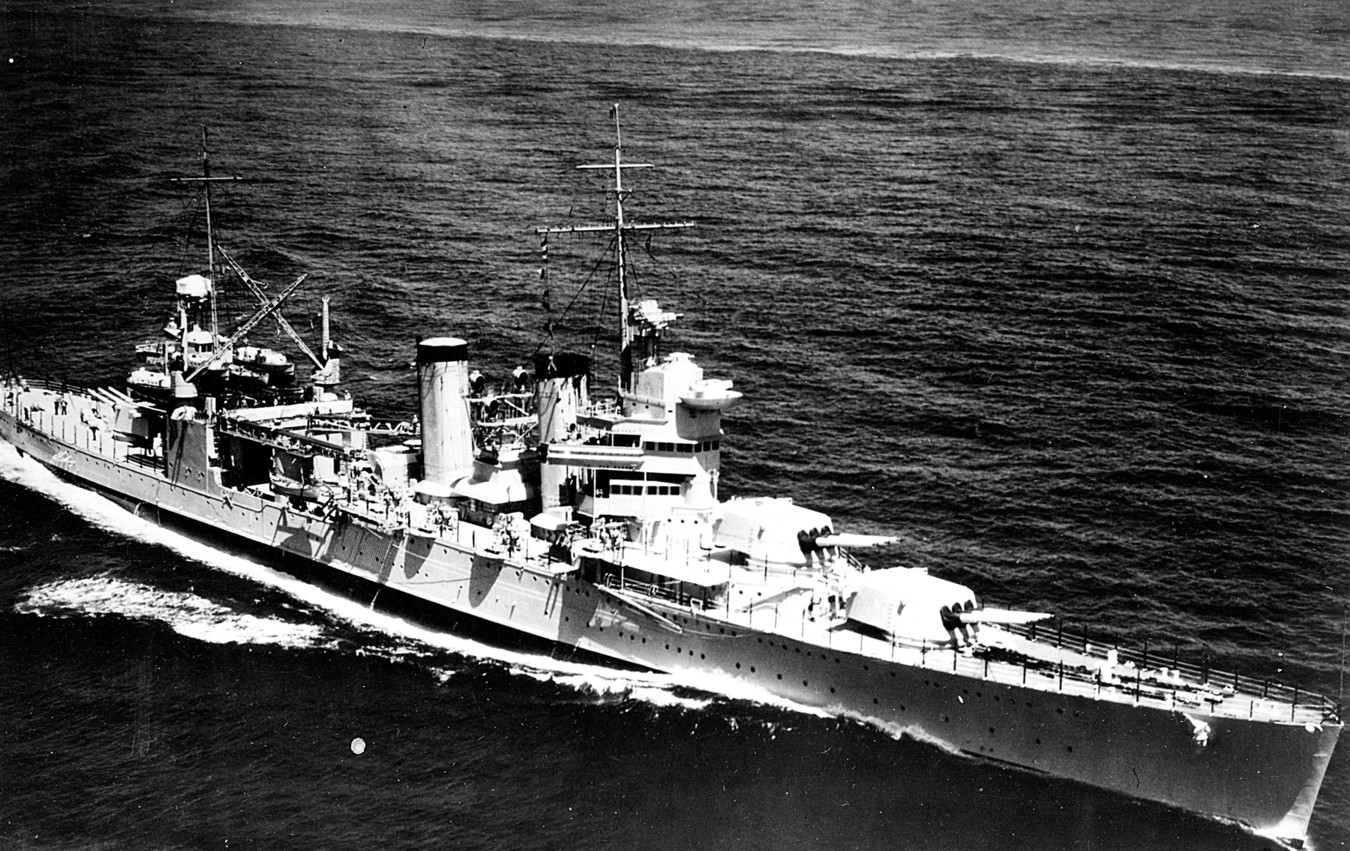 USS Tuscaloosa (CA-37)