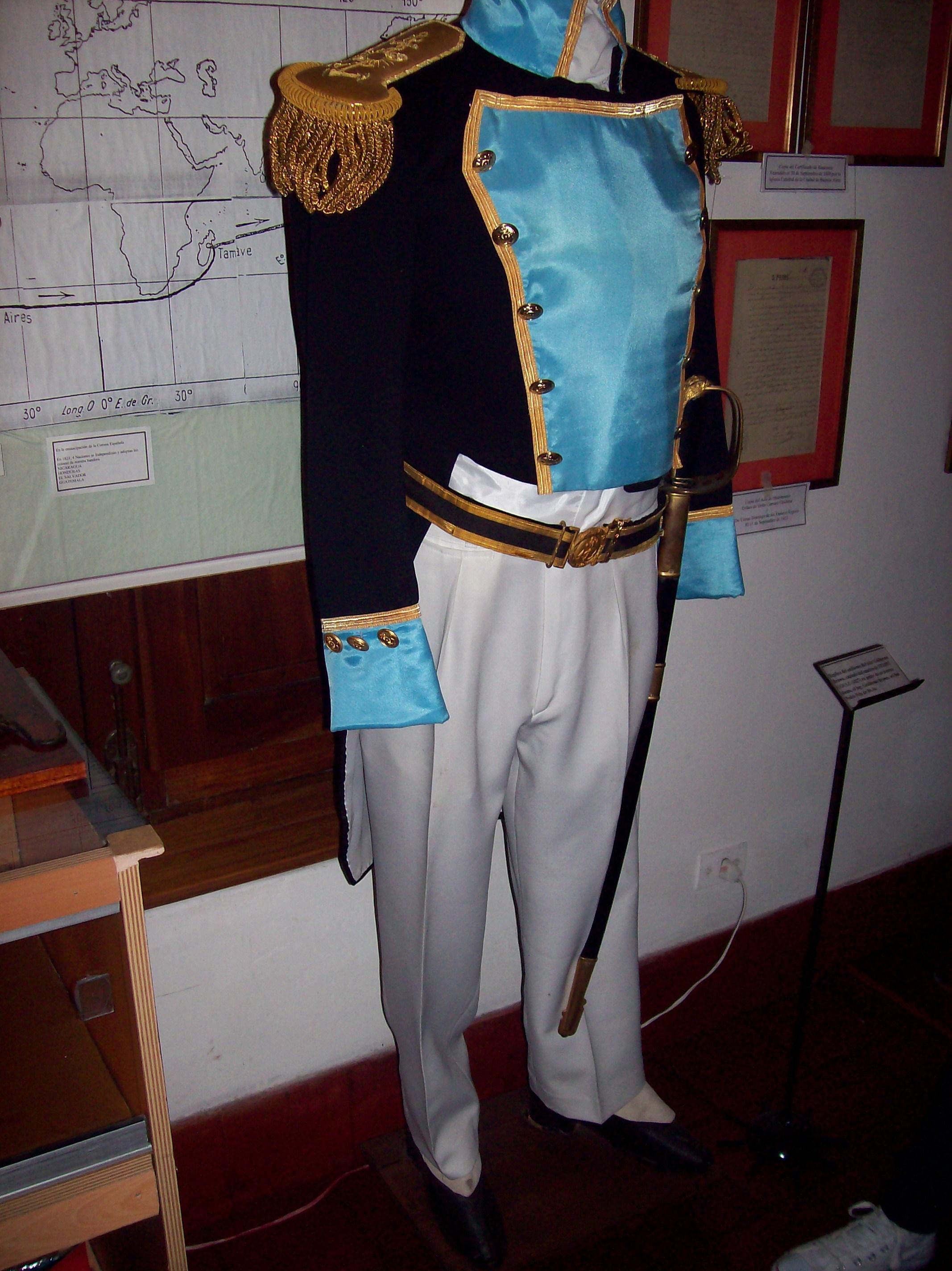 uniforme argentina