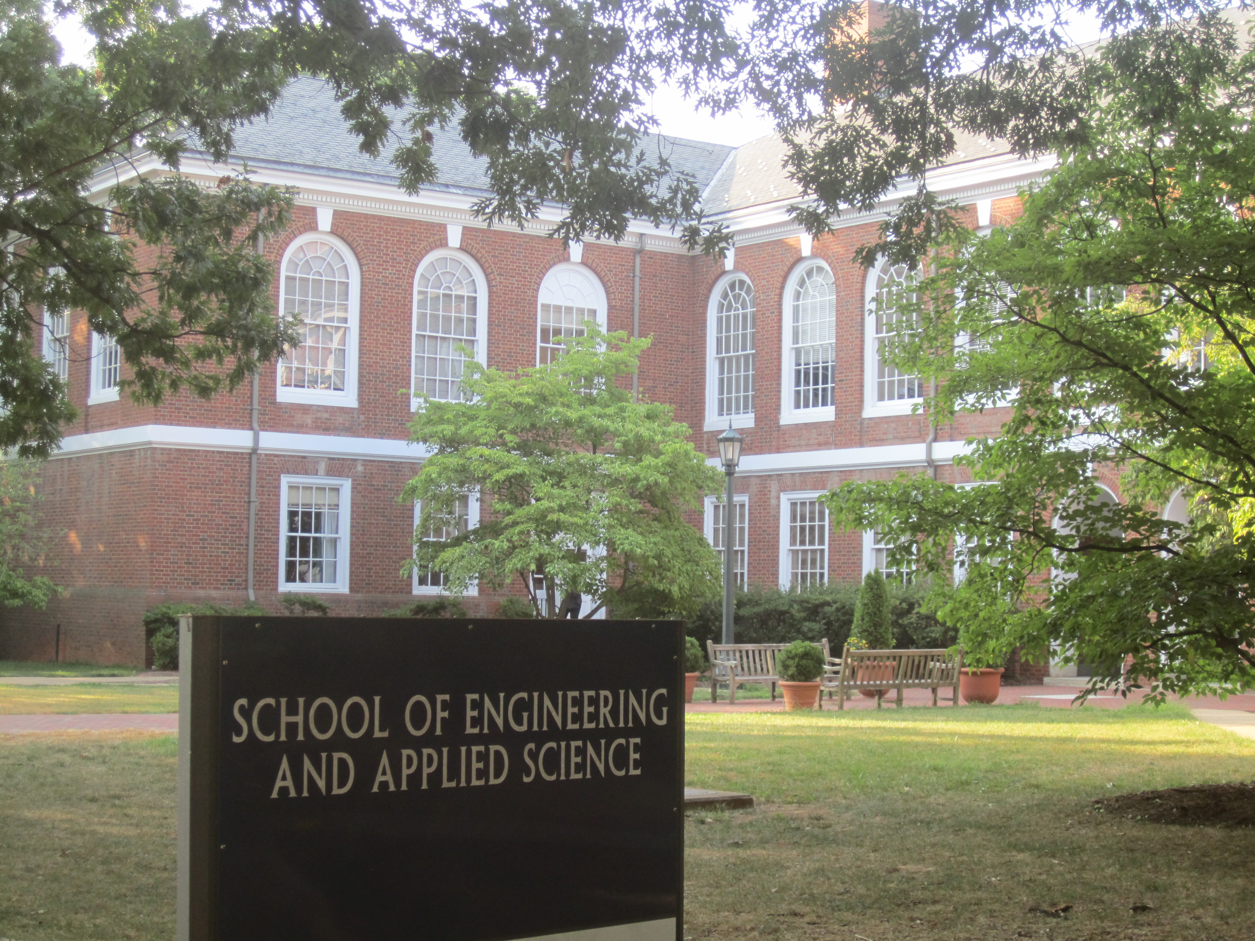School of Engineering and Applied Science
