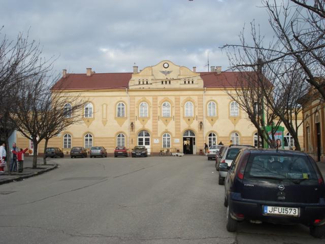 Vác vasútállomás