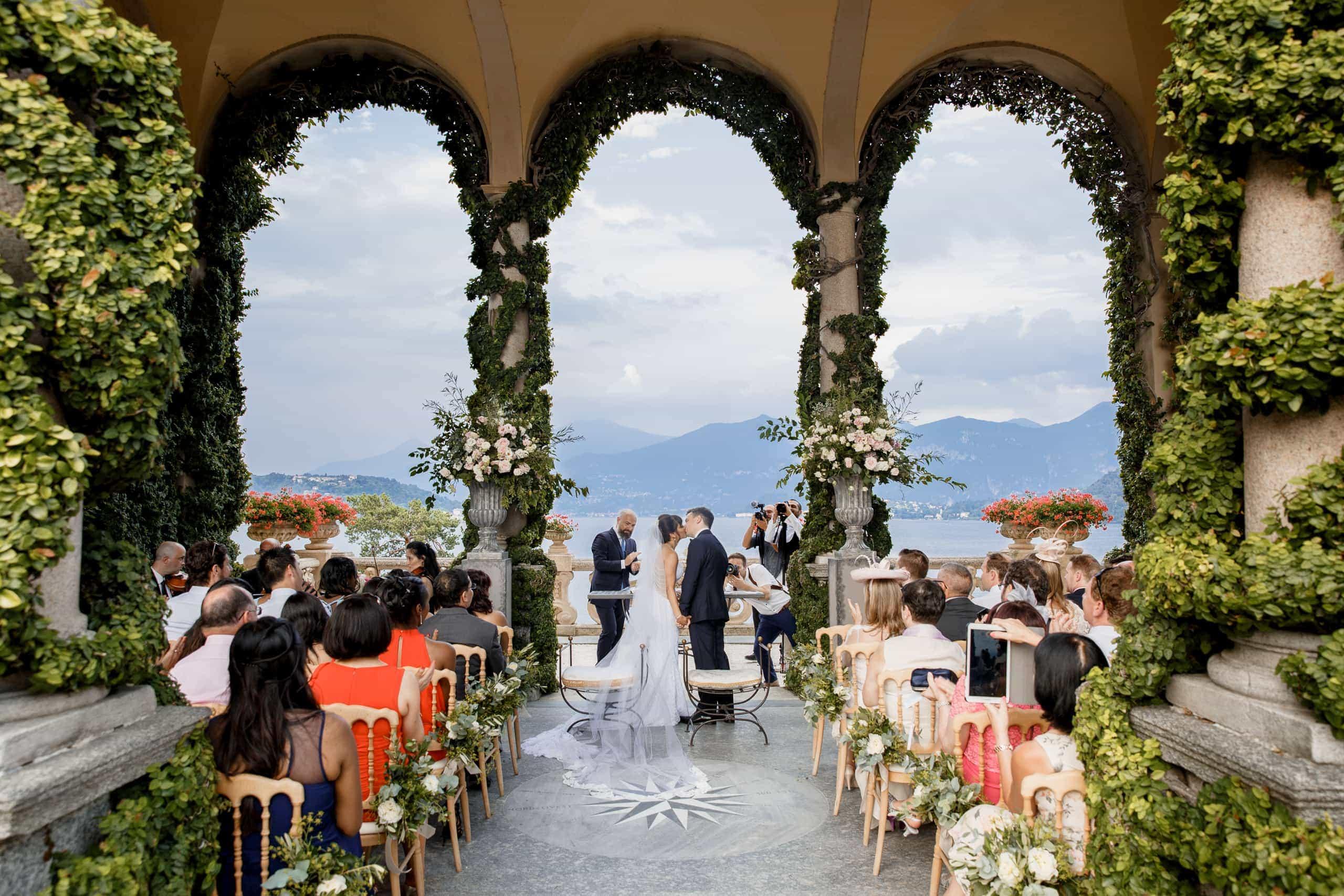 Villa Del Balbianello Deepika Wedding